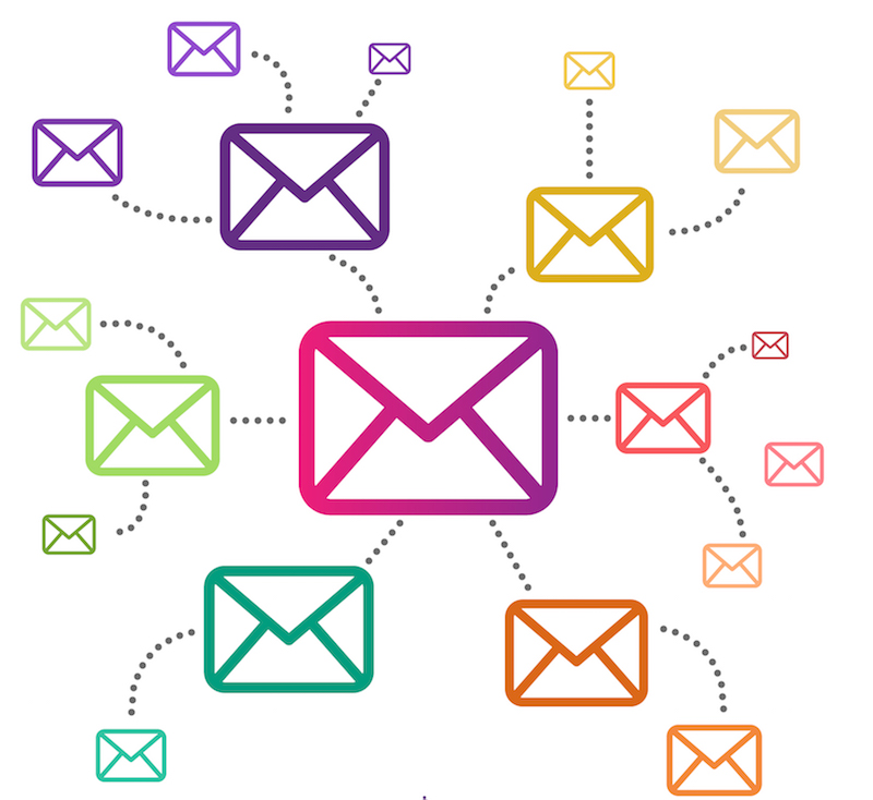 Akquise per E-Mail