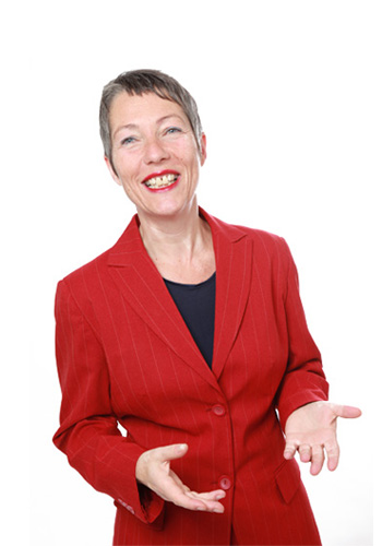 Kaltakquise Expertin Angelika Eder