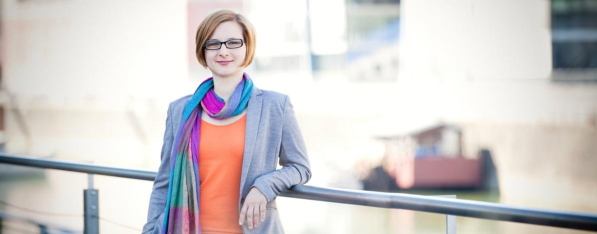 Facebook-Marketing-Expertin Claire Oberwinter