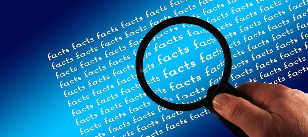 Journalisten lieben Fakten