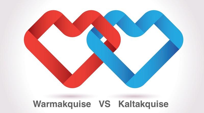 Warmakquise vs Kaltakquise