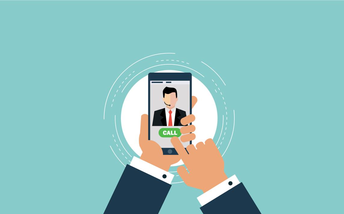 Der Erneute Kundenkontakt Angebote Nachfassen