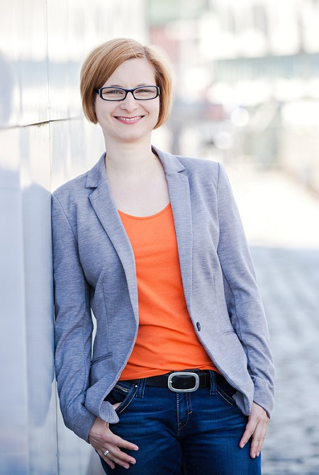 Facebook-Expertin Claire Oberwinter