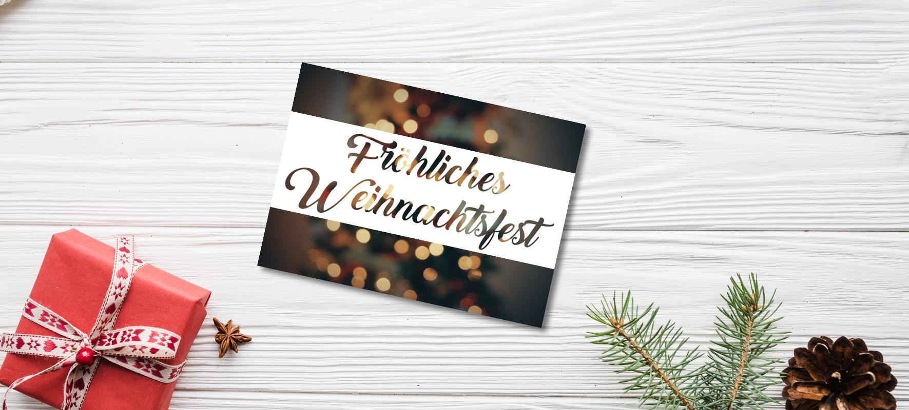 Wann Weihnachtskarten Versenden.Weihnachtsgrüße Geschäftlich Stressfrei Versenden