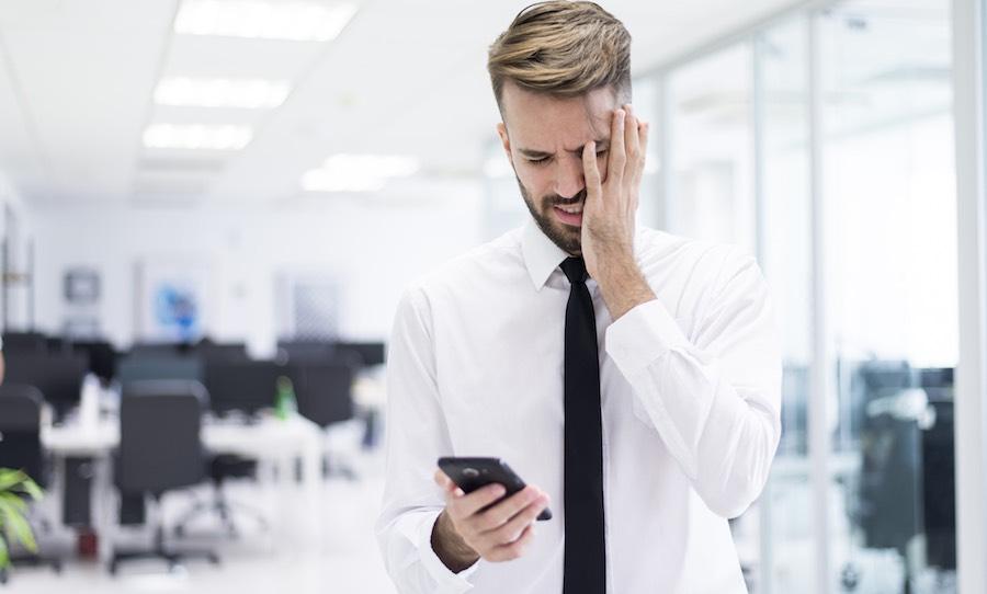 Fehler bei der Kundenakquise
